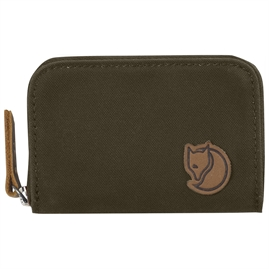 Fjällräven - Zip Card Holder - Dark Olive