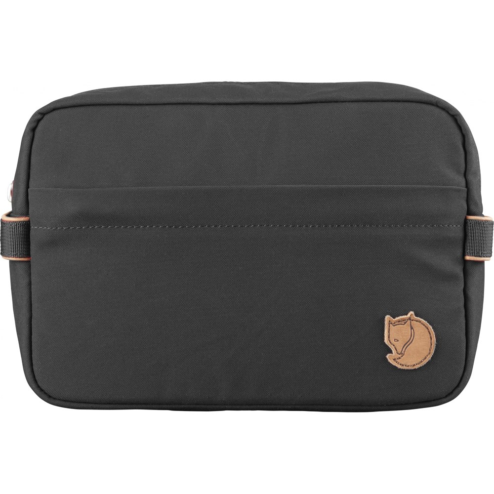Fjällräven - Travel Toiletry Bag - Dark Grey
