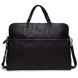 "Adax - Napoli Michell 17"" Working Bag 271325 - Black"