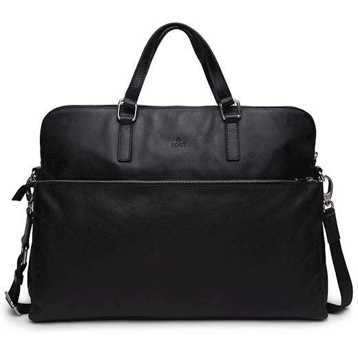 "Adax - Napoli Michelle 17"" Working Bag 271325 - Black"