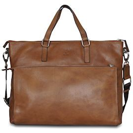 Adax - Napoli Sasha Working bag 271425 - Cognac