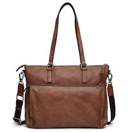 Adax - Napoli Malia Working Bag 271525 - Cognac