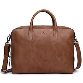 Adax - Napoli Walther Working Bag 272025 - Cognac