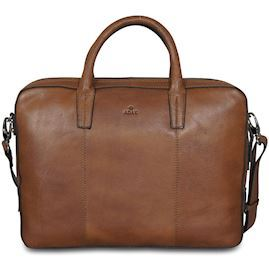 Adax - Napoli Glenn Working Bag 272125 - Cognac