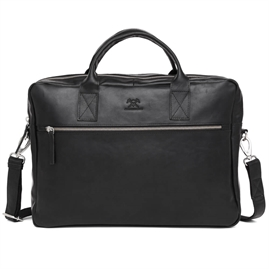 "Adax - Catania Axel 15,6"" Briefcase 277646 - Black"
