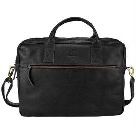 Adax - Prato Axel Briefcase 277649 - Black
