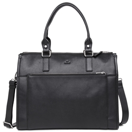 "Adax - Napoli Lulu 14"" Working Bag 282825 - Black"