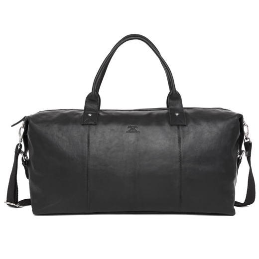 Adax - Catania Lasse Weekendbag 291246 - Black