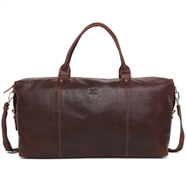 Adax - Catania Lasse Weekendbag 291246 - Dark Brown
