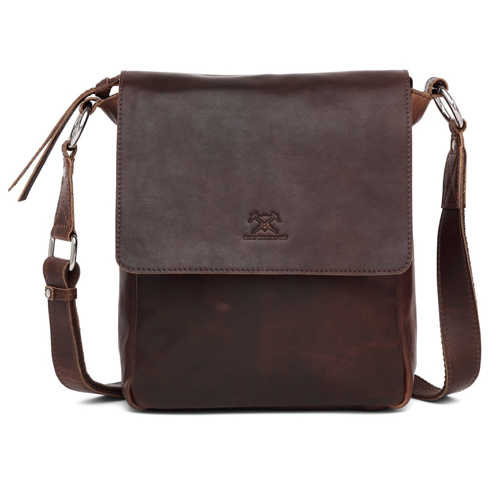 Adax - Catania Julian Crossover 291346 - Dark Brown