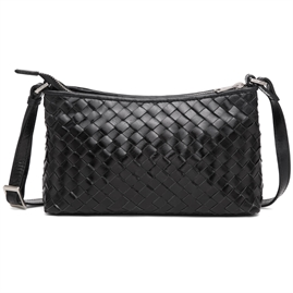 Adax - Bacoli Smilla Crossover Bag - Black