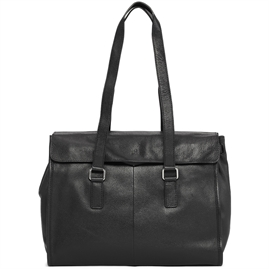 Adax - Napoli Simone 13'' Working Bag - Black