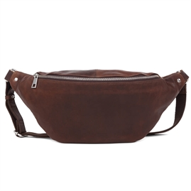 Adax - Catania Henrik Bumbag - Dark Brown