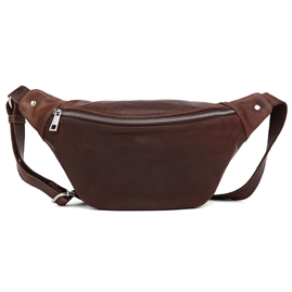 Adax - Catania Gabriel Bumbag - Dark Brown