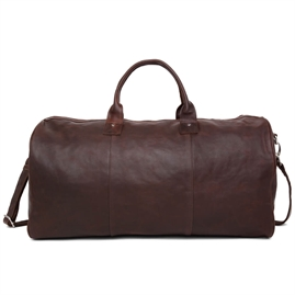 Adax - Catania Krister Weekend Bag - Dark Brown