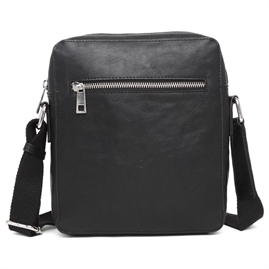 Adax - Catania Aage Messenger Bag - Black