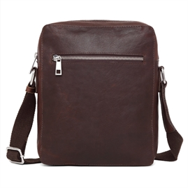 Adax - Catania Sebastian Messenger 299346 - Dark Brown