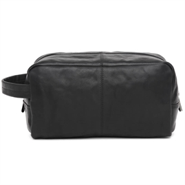 Adax - Catania Brian Wash Bag - Black