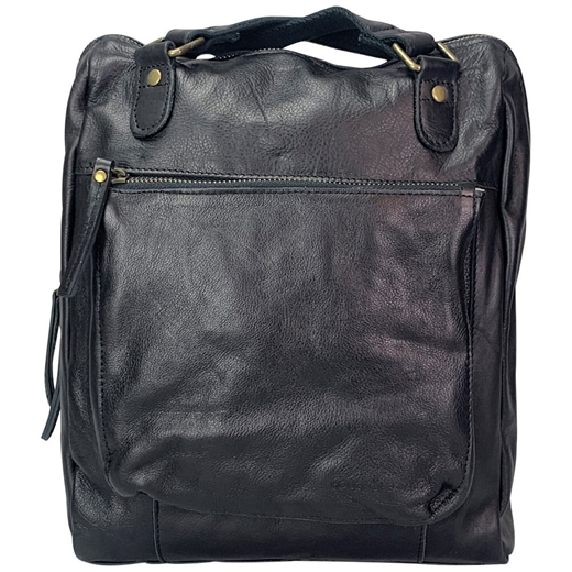 The Monte - Combi Backpack 3030016 - Black