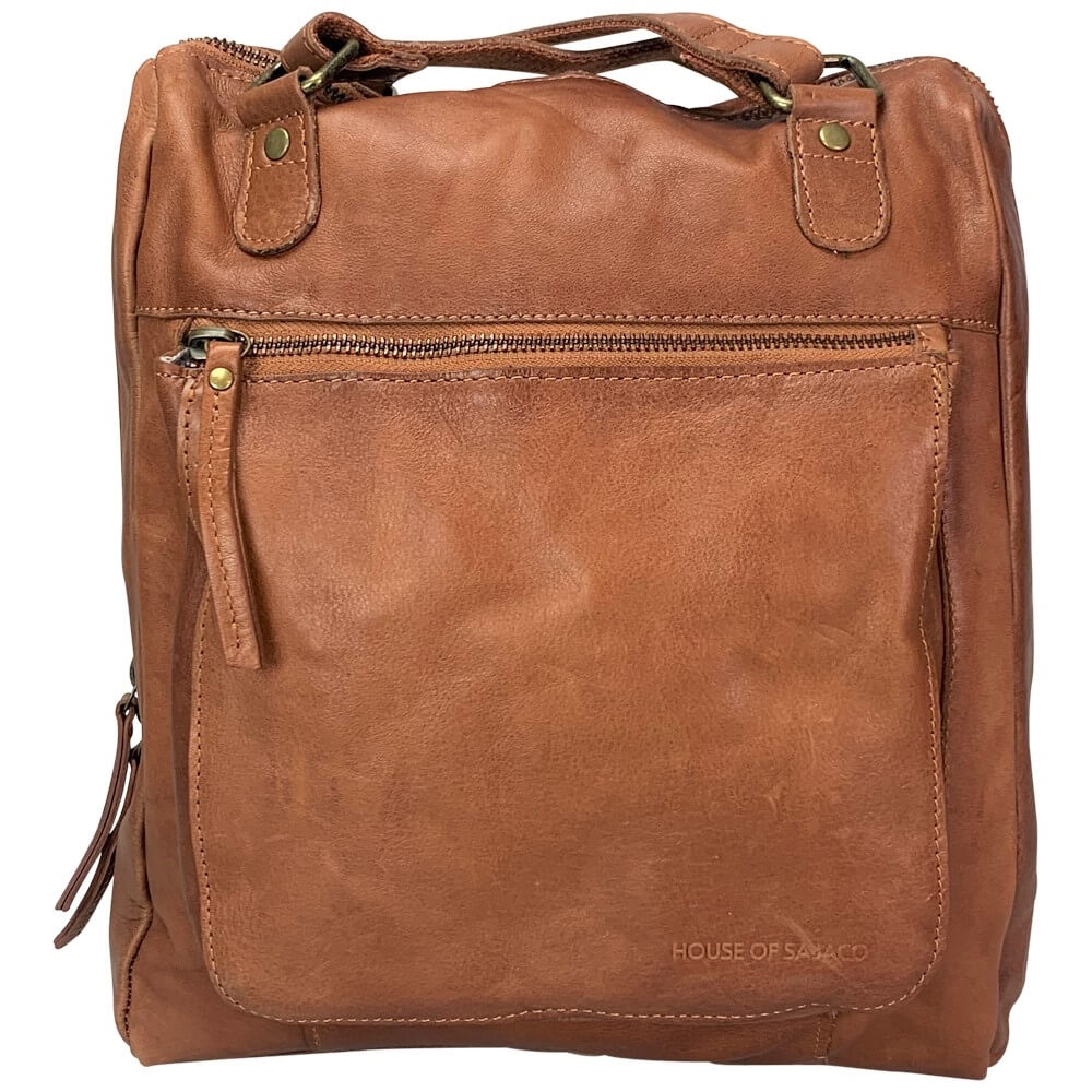 The Monte - Combi Backpack 3030016 - Brown