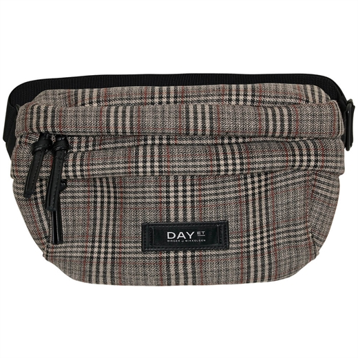 DAY ET - Gweneth Teddy Large Bumbag - Potting Soil Brown