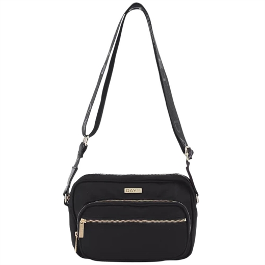 DAY ÉT - RE-Logo Band Sling Bag Small - Black