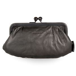 Aunts & uncles - Grandma's Luxury Club - Rose Clutch - Black Smoke