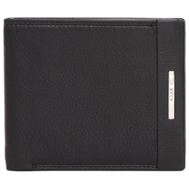 Adax - Edinburgh Sean Wallet 430956 - Sort