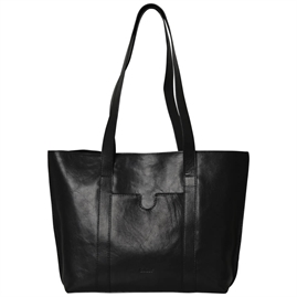 Belsac - Diamalin Shopper - Black