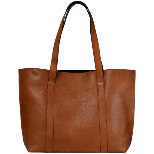 Belsac - Diamalin Shopper - Cognac