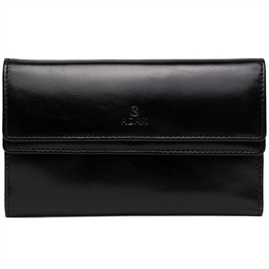 Adax - Salerno Nina Wallet 442569 - Sort