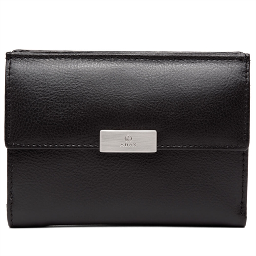 Adax - Celia Ginnie Wallet 459605 - Black