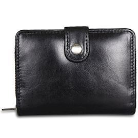 Adax - Salerno Aisha Wallet 460969 - Black