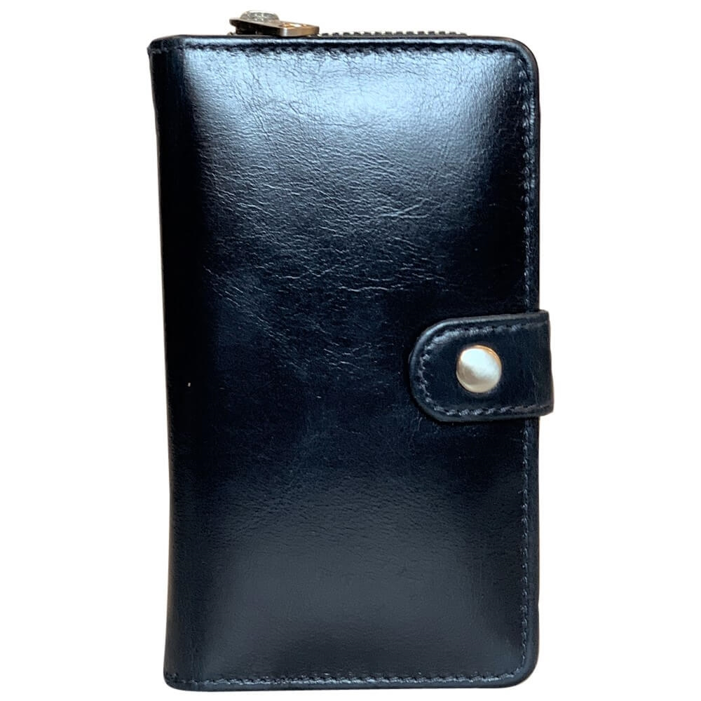 Adax - Salerno Karine Wallet 461069 - Blue