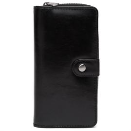 Adax - Salerno Trude Wallet 461169 - Black