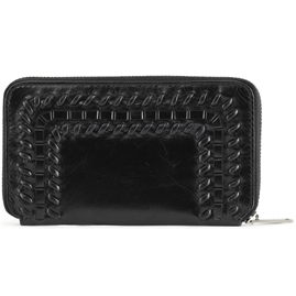 Adax - Salerno Manilla Wallet 462969 - Black