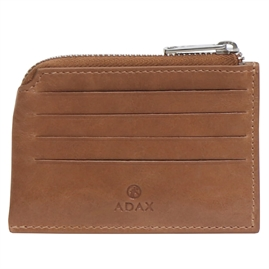 Adax - Salerno Susy Creditcard holder 464469 - Brown Sugar