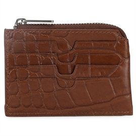Adax - Teramo Susy Credit Card Holder - Brown