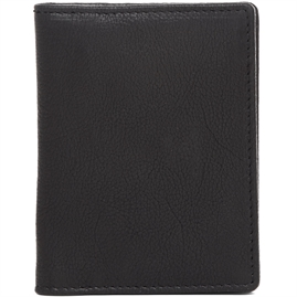 Adax - Catania Julius Wallet - Black