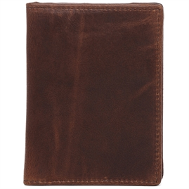 Adax - Catania Julius Wallet - Dark Brown
