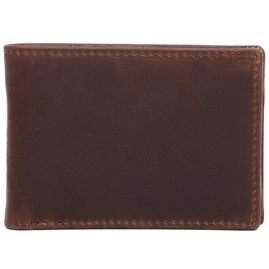 Adax - Catania Lau Wallet - Dark Brown
