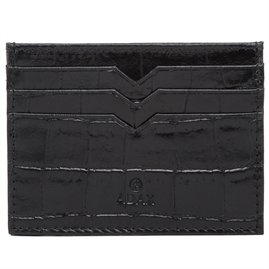 Adax - Piemonte Mi Credit card holder - Black