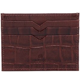 Adax - Piemonte Mi Credit card holder - Brown