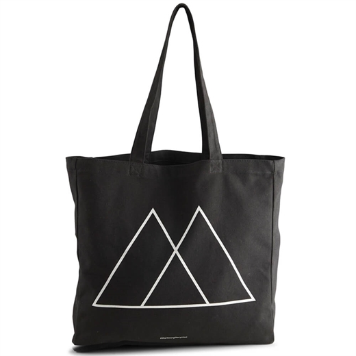 Markberg - Isidora Recycled Logo Shopper - Black