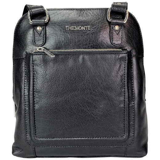 The Monte - Combi Backpack 6052733 - Black