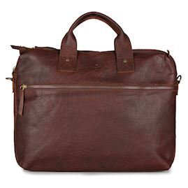 Adax CPH - Kb3 Daniel Working bag 696552 - Brown