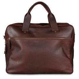 Adax CPH - Kb3 Liam Working bag 697052 - Brown