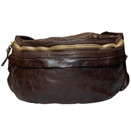 Campomaggi - Bum Bag Large - Brown & Gold