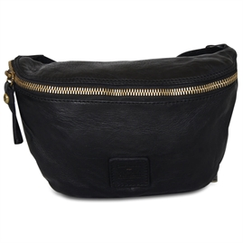 Campomaggi - Bum Bag Small 1030 - Black & Gold