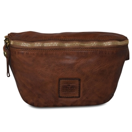 Campomaggi - Bum Bag Small 1030 - Cognac & Gold